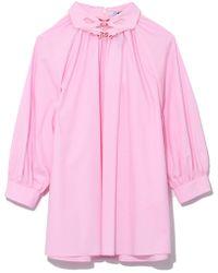 Vivetta - La Rochelle Top In Pink - Lyst