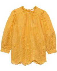 Vanessa Bruno Rioja Blouse - Yellow