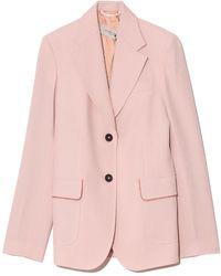 Golden Goose Deluxe Brand Annachiara Blazer - Pink