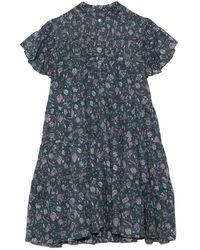 Étoile Isabel Marant Lanikaye Dress - Blue