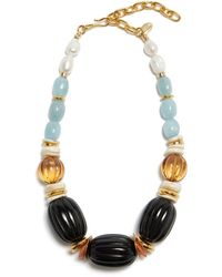 Lizzie Fortunato Villa Necklace - Multicolour
