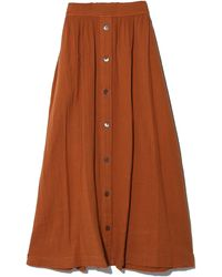 Xirena Teagan Skirt - Brown