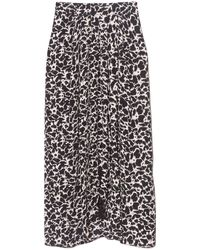 Étoile Isabel Marant Siasi Skirt - Black