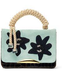 Lizzie Fortunato - Beatrice Purse In Matisse Floral - Lyst