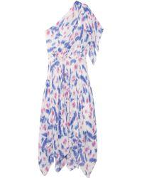 Isabel Marant Nolizou Blondies Summer Dress - Blue