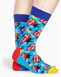 Happy Socks - Rolling Stones I Got The Blues Sock - Lyst