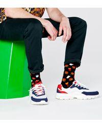 Happy Socks Hamburger Sock - Multicolor