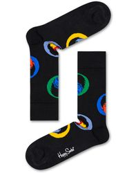 Happy Socks Bright Spot Sock - Azul