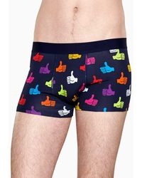 Happy Socks - 2-pack Thumbs Up Trunks - Lyst