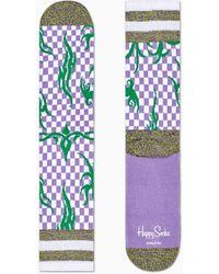 Happy Socks Athletic Sock - Meerkleurig