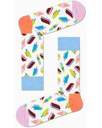 Happy Socks - Ice Cream Sock - Lyst