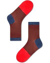 Happy Socks Liza Ankle Sock - Bruin