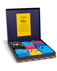 Happy Socks The Beatles Collector Box Set - Blu