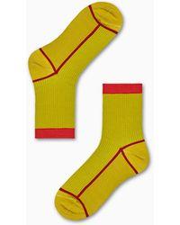 Happy Socks Lily Ankle Sock - Meerkleurig