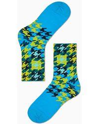 Happy Socks Marcia Ankle Sock - Blauw