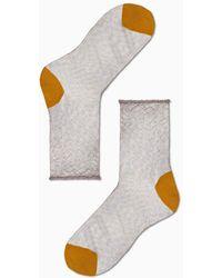 Happy Socks - Emma Ankle Sock - Lyst
