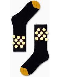 Happy Socks Viktoria Mid High - Meerkleurig