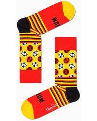 Happy Socks Belgium Sock - Meerkleurig
