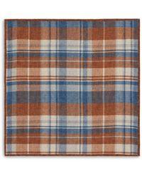 Brunello Cucinelli Wool Scarf - Brown