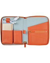Stow Mini First Class Tech Case - Orange
