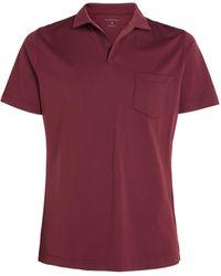 Sease Crew Polo Shirt - Red