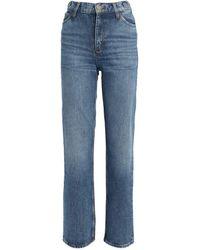 Claudie Pierlot Bootleg Jeans - Blue