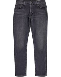Citizens of Humanity Slim Washed Jeans - Gray