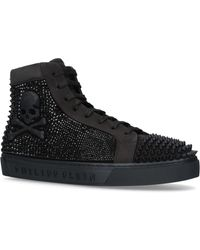 Philipp Plein - Embellished Magic In The Air Sneakers - Lyst