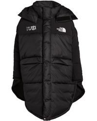 MM6 by Maison Martin Margiela + The North Face Circle Padded Jacket - Black
