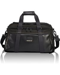 Tumi - Leather Trim Holdall - Lyst