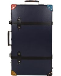 Globe-Trotter - Large Paul Smith Suitcase With Wheels - Lyst