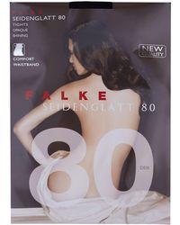 Falke - Seidenglatt 80 Tights - Lyst