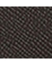 BBCICECREAM Leather Travel Pouch - Black