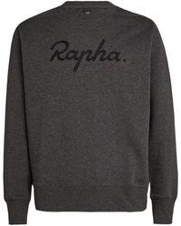 Rapha Logo Sweatshirt - Grey