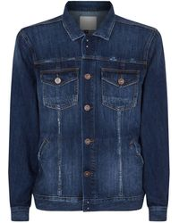 PAIGE - Denim Jacket - Lyst