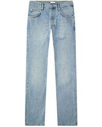 Sandro - Distressed Hem Jeans - Lyst