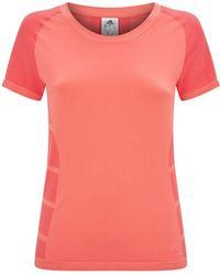 adidas - Primeknit Cru T-shirt - Lyst