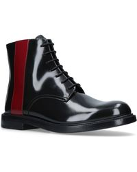 CALVIN KLEIN 205W39NYC - Hova Lace Up Boots - Lyst