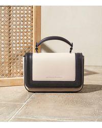 Brunello Cucinelli Leather Cross-body Bag - Multicolour