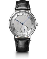 Breguet Classique Extra Thin White Gold Watch 40mm - Metallic