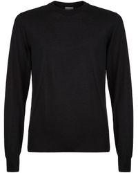 Brioni - Lightweight Crew Neck Sweater - Lyst