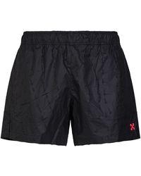 Off-White c/o Virgil Abloh Arrow Swim Shorts - Black