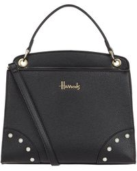 Harrods - Small Rockingham Grab Bag - Lyst