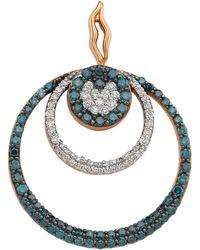 Bee Goddess Gold And Diamond Cintemani Necklace - Metallic