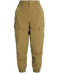 Rag & Bone Field Cargo Trousers - Green