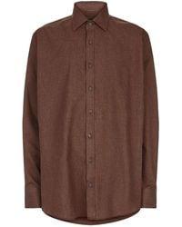 James Purdey & Sons   Flannel Shirt   Lyst