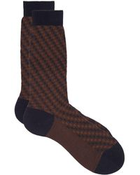 Pantherella - Merino Wool Mix Socks - Lyst