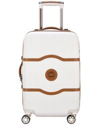 Delsey Chatelet Air Suitcase (77cm) - White