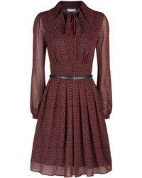 MICHAEL Michael Kors - Prairie Vine Dress - Lyst