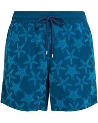 Vilebrequin - Starfish Swim Shorts - Lyst